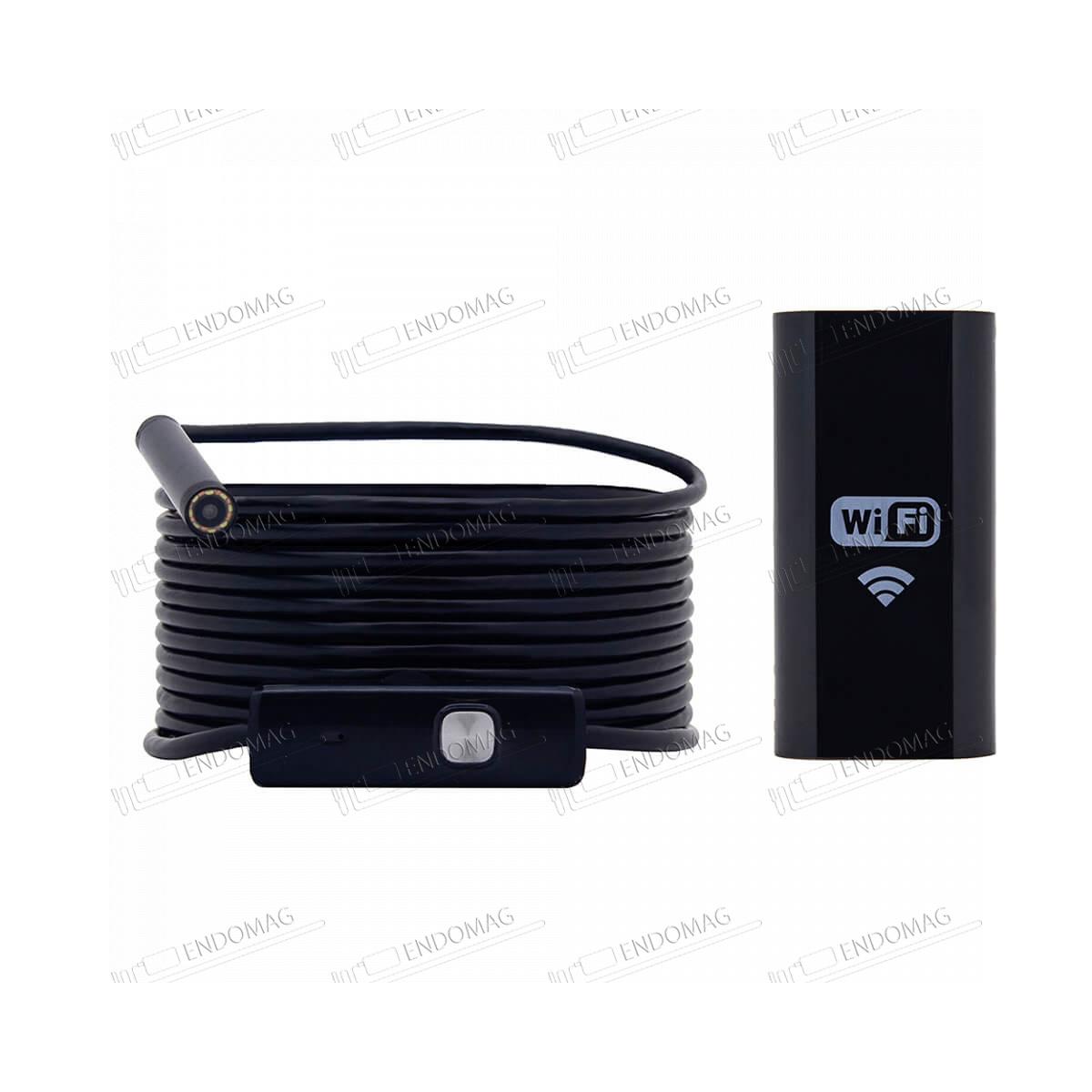 Мини Wi-Fi эндоскоп (длина кабеля 3,5 м)